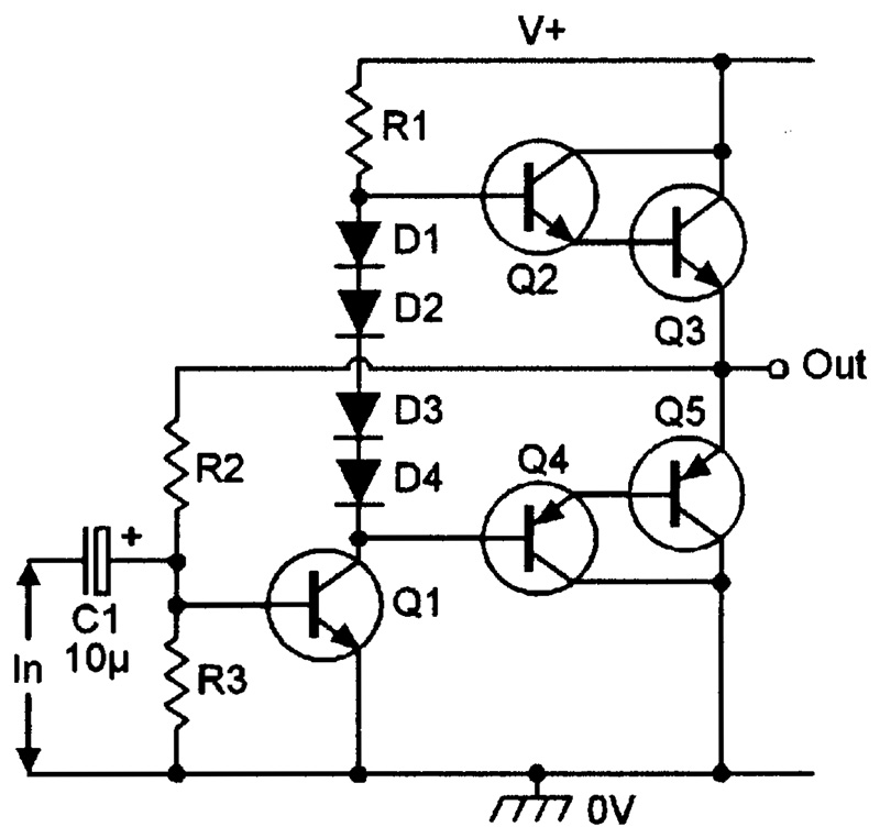 cd rom stepper motor wiring