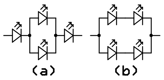 calculating current limiting resistor values for led circuits