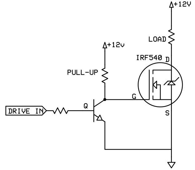 Irf540 Circuit