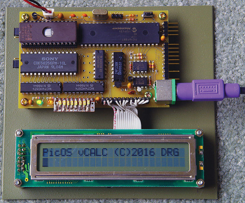 The Retro PIC Single-Board Computer | Nuts & Volts Magazine