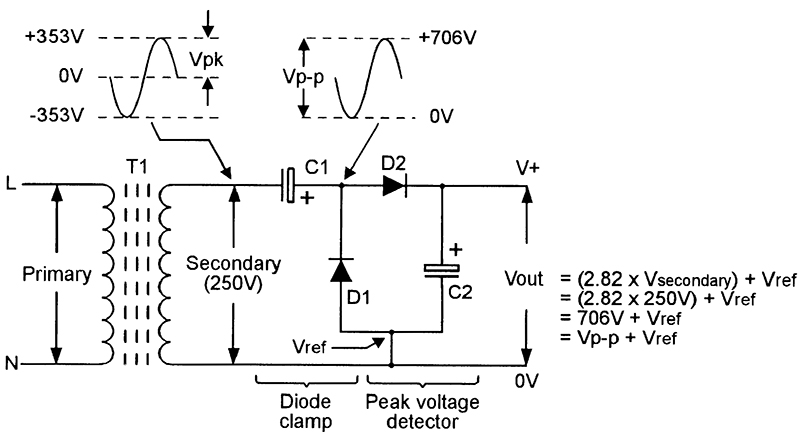 dc voltage converter circuits nuts volts magazine rh nutsvolts com DC Voltage Schematic Double R Simple Voltage Tripler