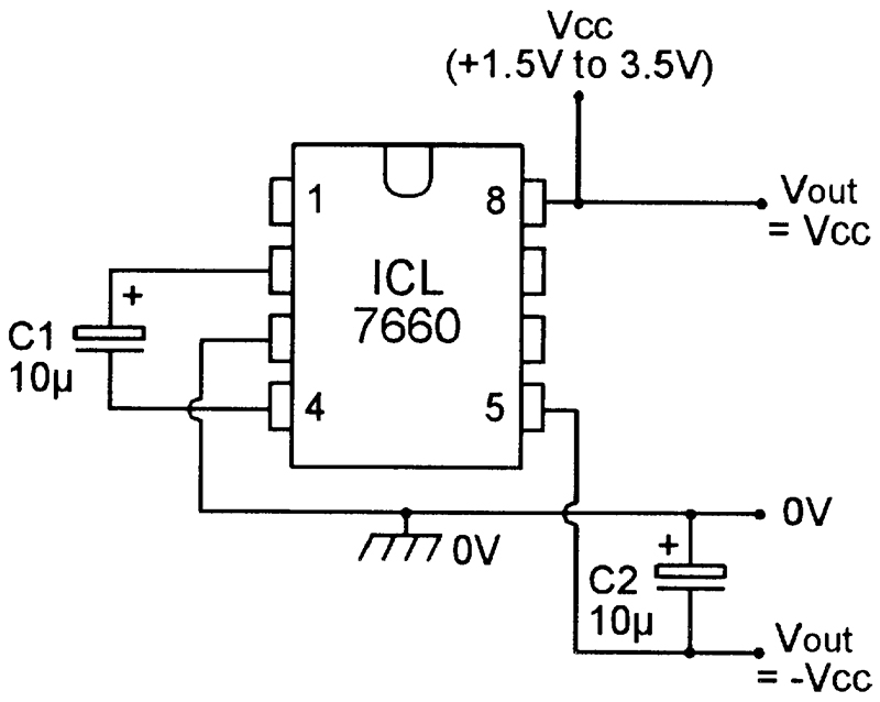 Dc To Ac Converter Circuit Diagram | Dc Voltage Converter Circuits Nuts Volts Magazine