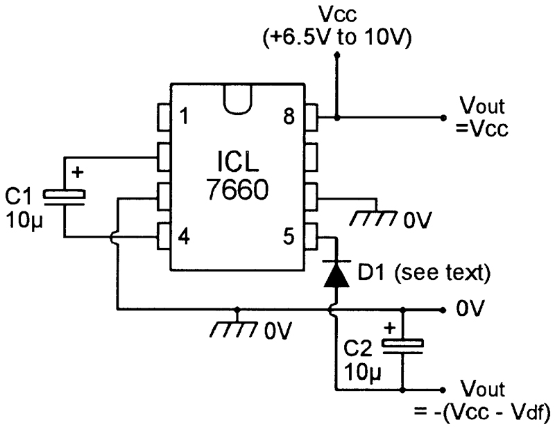 DC Voltage Converter Circuits | Nuts & Volts Magazine