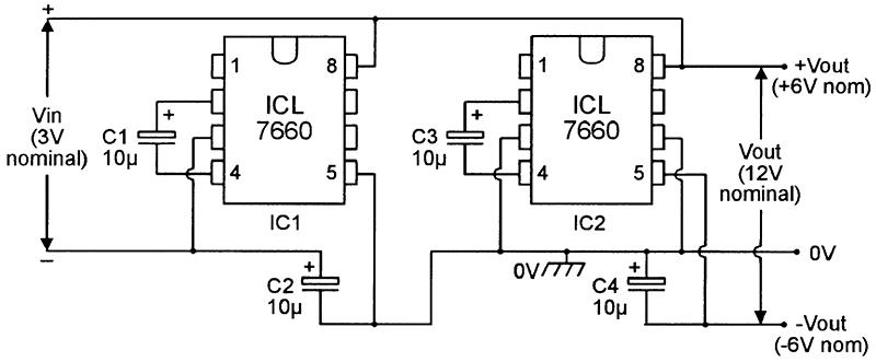 DC Voltage Converter Circuits | Nuts & Volts Magazine