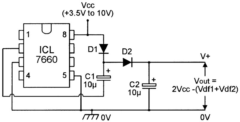 dc voltage converter circuits nuts \u0026 volts magazine