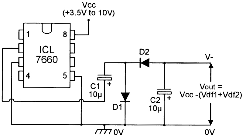 tracking regulator for battery chemistry replacement
