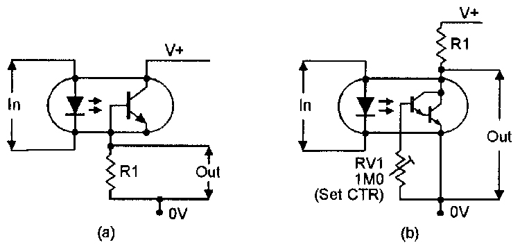 Optocoupler Circuits Nuts Amp Volts Magazine