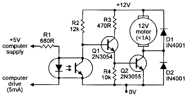 Optocoupler Circuits | Nuts & Volts Magazine