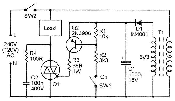 Triac Principles and Circuits — Part 1 | Nuts & Volts Magazine