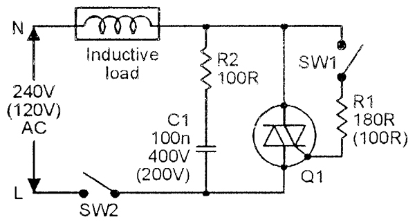 Amazing Triac Principles And Circuits Part 1 Nuts Volts Magazine Wiring 101 Akebretraxxcnl