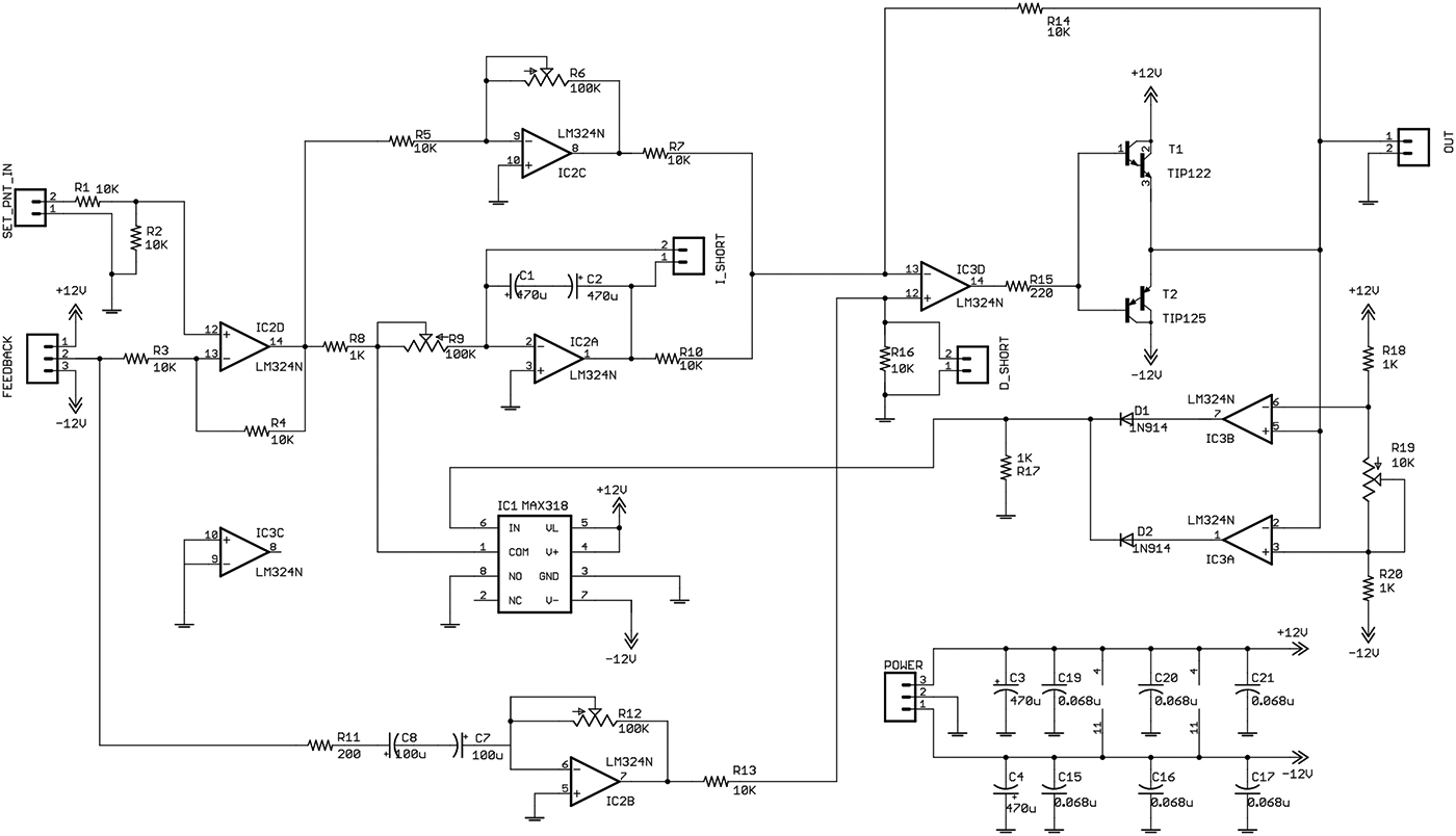 the pid controller part 2 nuts volts magazine for the electronics hobbyist