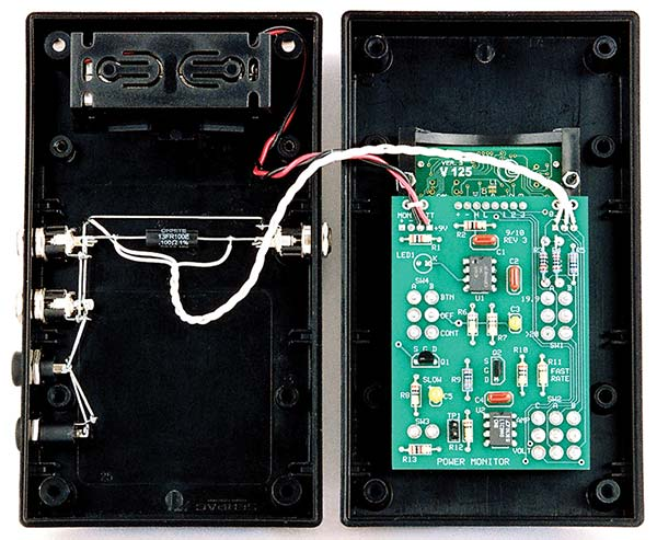 Build a Wall Wart Power Monitor | Nuts & Volts Magazine