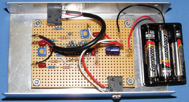 Build Your Own ECG-EKG Unit | Nuts & Volts Magazine