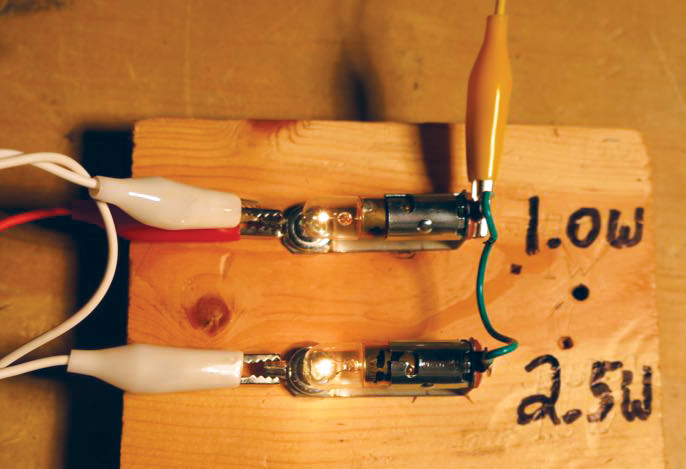 Light Bulbs, LEDs, and Circuit Junctions | Nuts & Volts Magazine