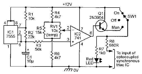 triac principles and circuits  u2014 part 2