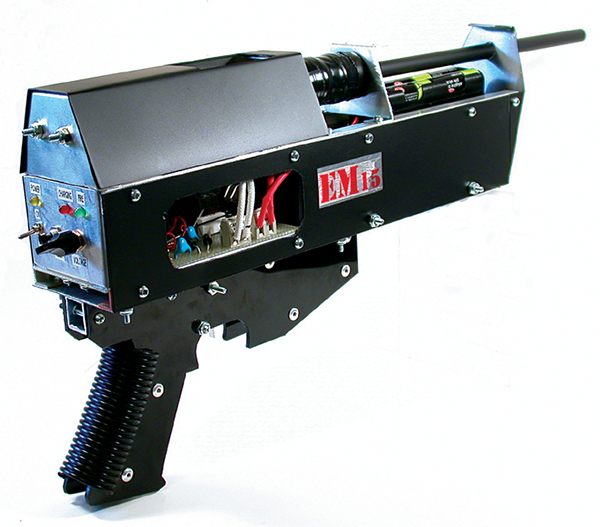 Electromagnetic Coil Gun Project | Nuts & Volts Magazine