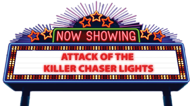 Smiley's Workshop 44: Simple Chaser Lights Kit | Nuts & Volts Magazine