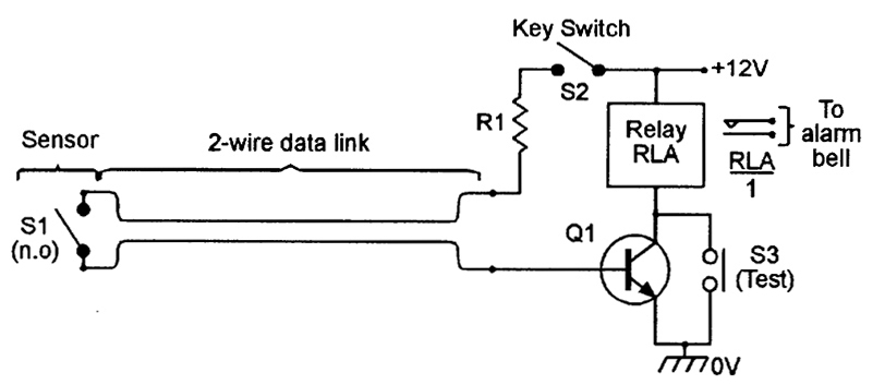 Security Electronics Systems And Circuits \u2014 Part 2 Nuts Volts Rhnutsvolts: Tamper Switch Wiring Diagram At Elf-jo.com