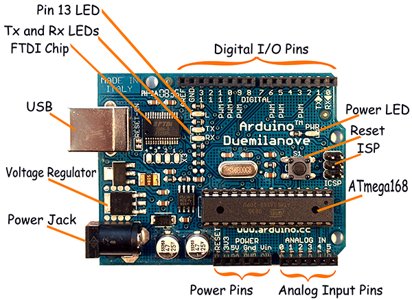 Learning to Program a Arduino - PhotoCell