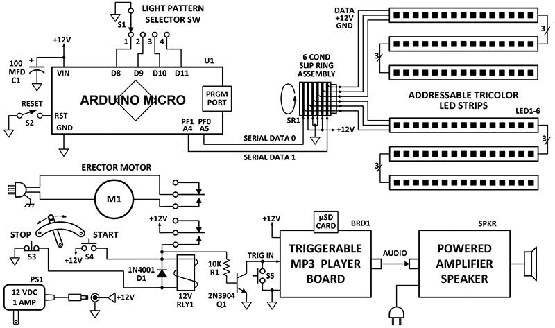 bmw e46 light control module diagram