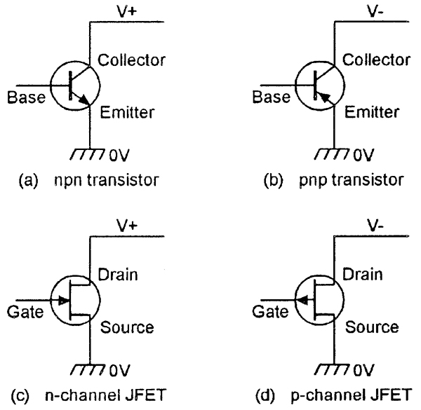fet principles and circuits  u2014 part 1