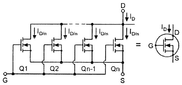 fet principles and circuits part 1 nuts volts magazine rh nutsvolts com MOS FET in Parallel Layout Voltage in Parallel