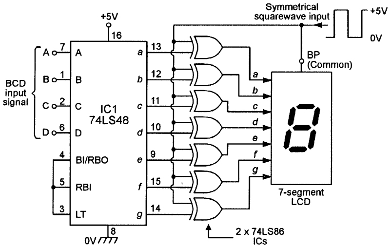 binary to lcd wiring 7   22 wiring diagram images