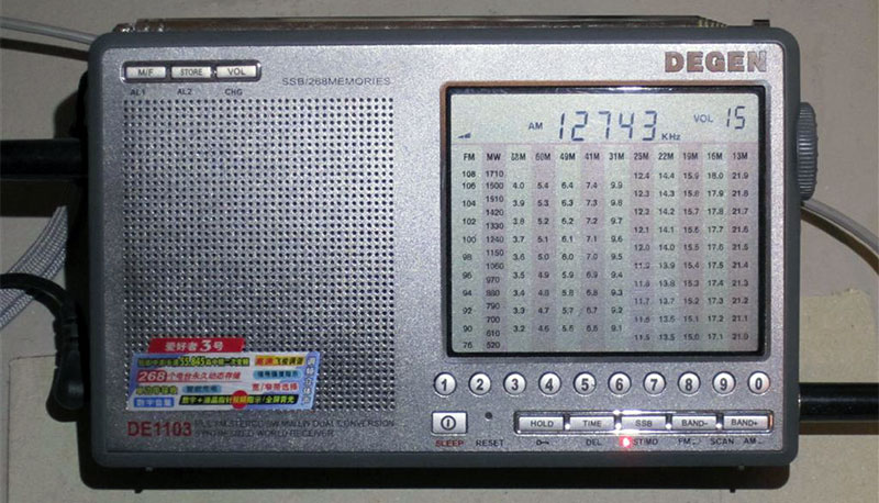 Receiving Data with a Low Cost Shortwave Radio | Nuts & Volts Magazine
