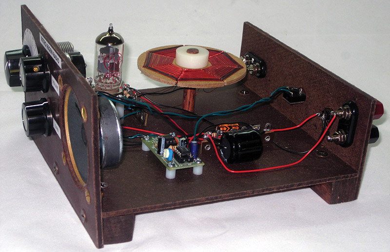 Build the Retro Regen Radio | Nuts & Volts Magazine