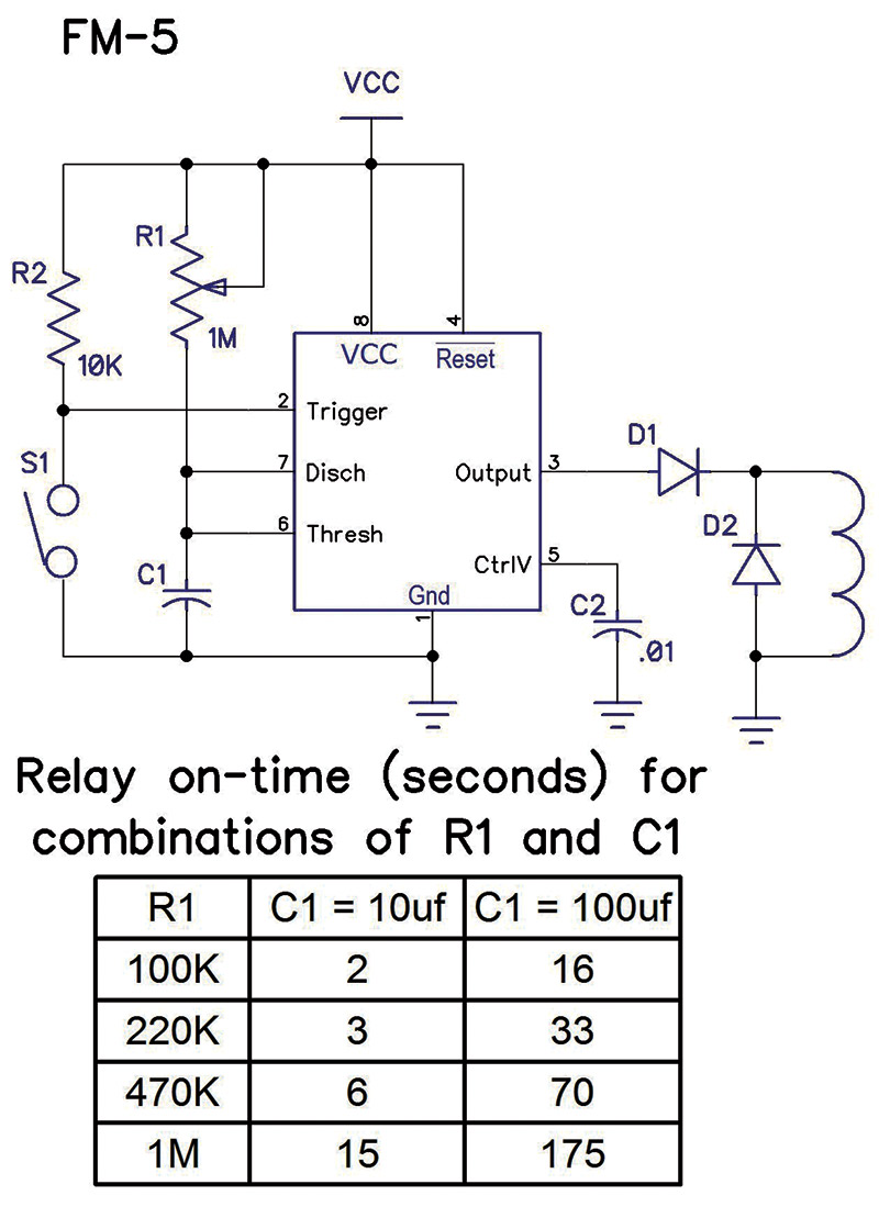 Replacing The 555 With A Pic Part 2 Digital Analog Nuts Touch Sensor Based On Monostable Mode Of Timer Circuit 5 Schematic 9 Is Driving Relay Within Limits Shown Earlier Can Drive