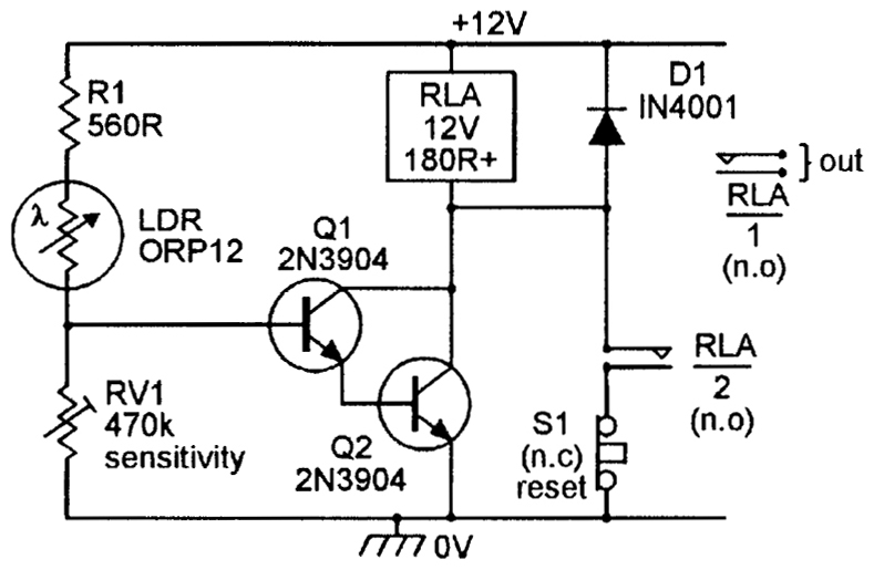 Security Electronics Systems And Circuits — Part 4 | Nuts & Volts ...