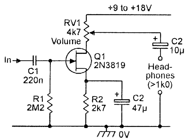 FET Principles And Circuits Part 2 Nuts Volts Magazine For