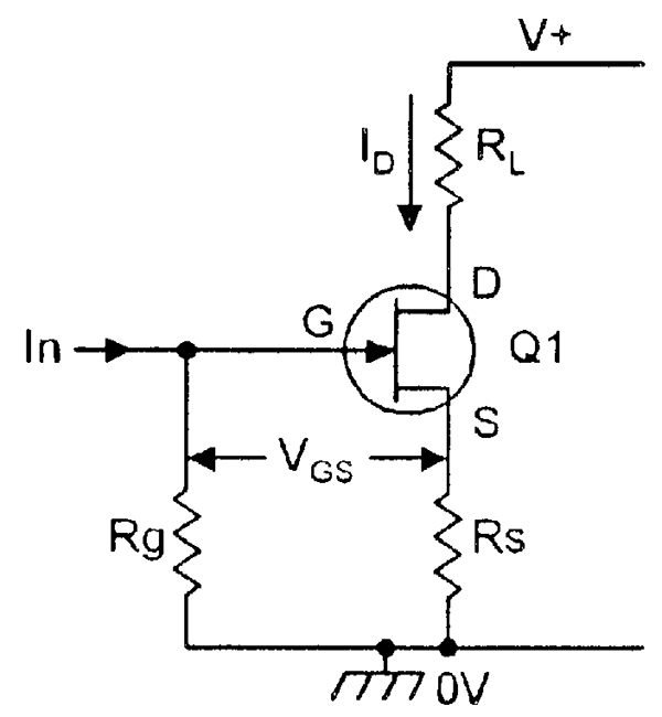 fet principles and circuits \u2014 part 2 nuts \u0026 volts magazinebasic jfet \u0027self biasing\u0027 system