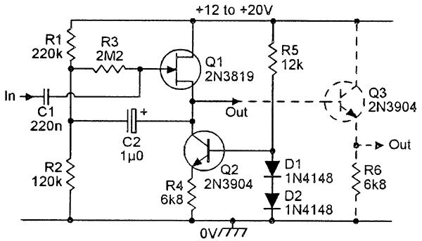 fet principles and circuits  u2014 part 2 - nuts  u0026 volts magazine