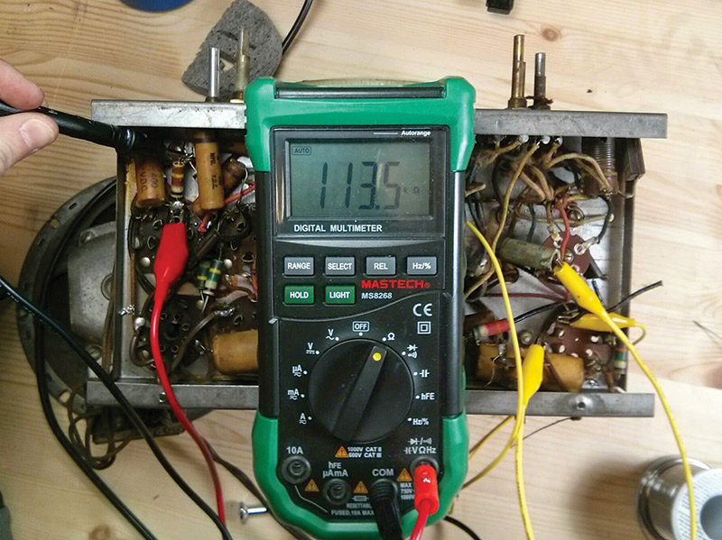 Fix Up that Old Radio! — Part 2 | Nuts & Volts Magazine