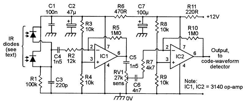 Fine Security Electronics Systems And Circuits Part 5 Nuts Volts Wiring Digital Resources Funapmognl