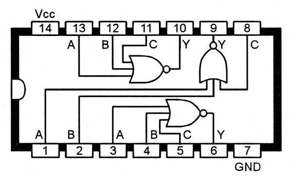 Understanding Digital Buffer Gate And Logic Ic Circuits Part 4
