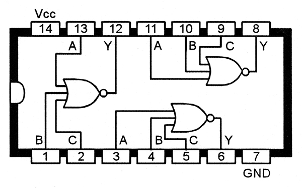 NV_0707_Marston_Figure06  Input Xor Gate Logic Diagram on 3 input or layout, 3 input 74151 truth table, 3 input xnor, 3 input nand gate,