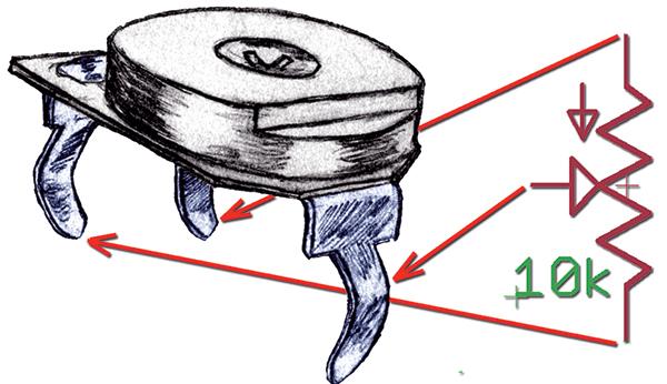 Potentiometer Schematic Symbols - Trusted Wiring Diagram