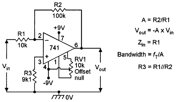 Admirable Op Amp Cookbook Part 2 Nuts Volts Magazine Wiring 101 Archstreekradiomeanderfmnl