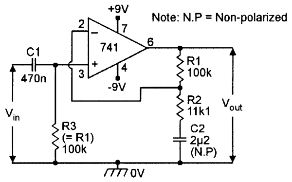 Remarkable Op Amp Cookbook Part 2 Nuts Volts Magazine Wiring 101 Archstreekradiomeanderfmnl
