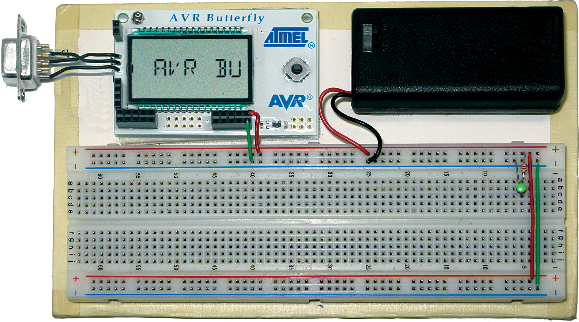 Smiley's Workshop 1: Introducing the AVR C Programming Workshop