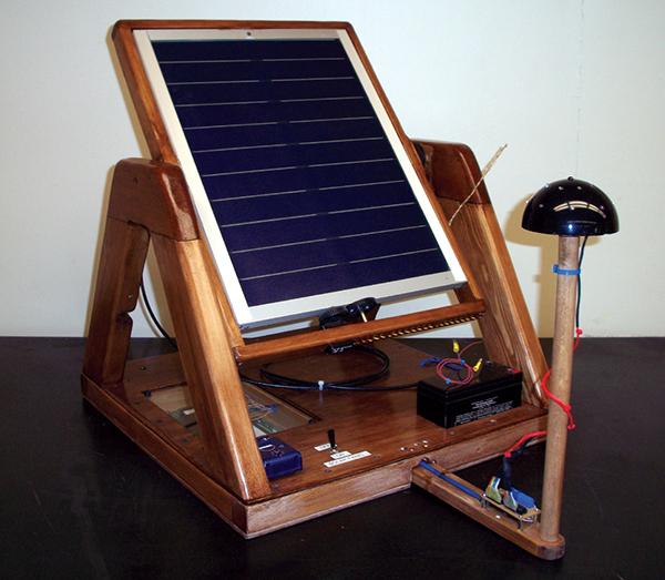Solar Tracker | Nuts & Volts Magazine