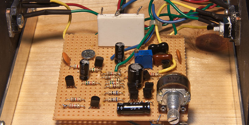 Build A Low Cost, High Performance 12 Watt Amplifier For