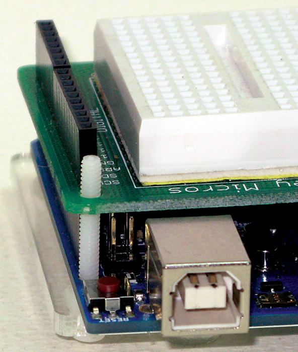 Smiley s workshop arduino handheld prototyper — part
