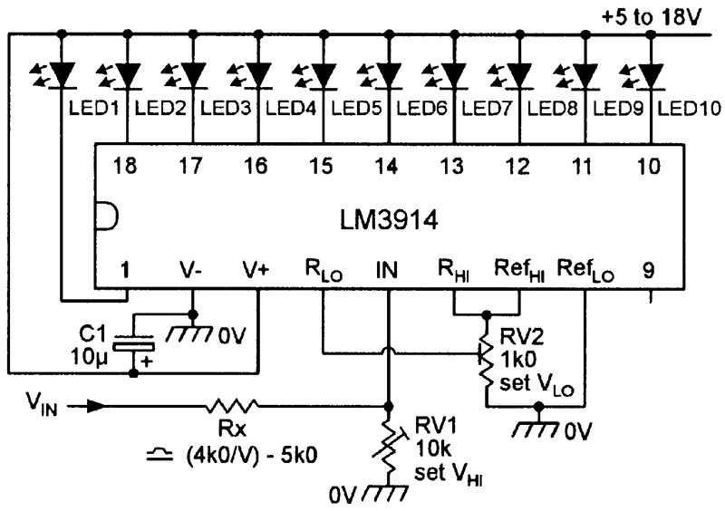 led  u2018graph u2019 circuits