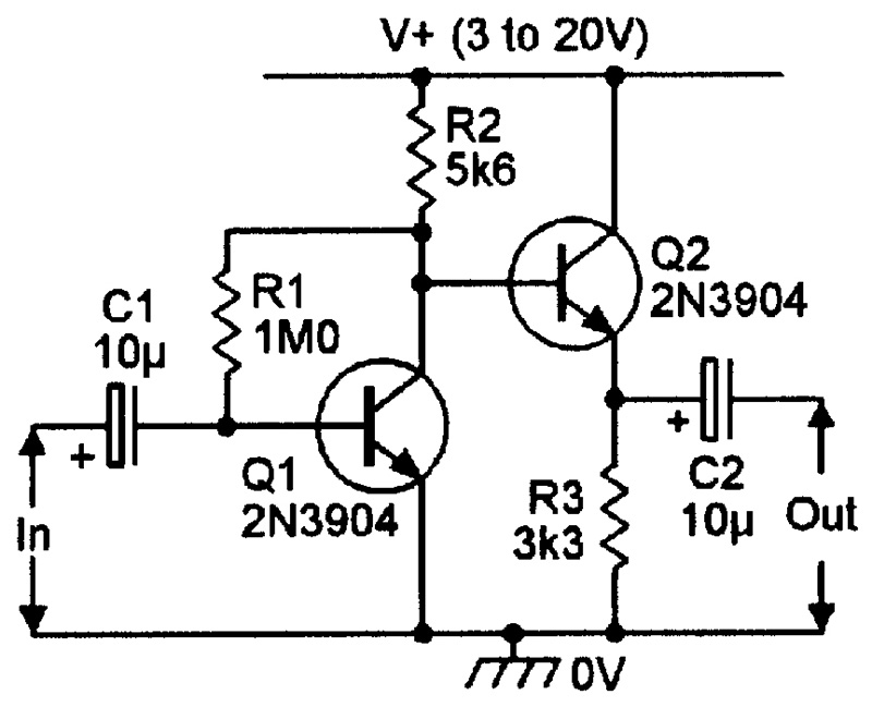 h bridge inverter circuit diagram