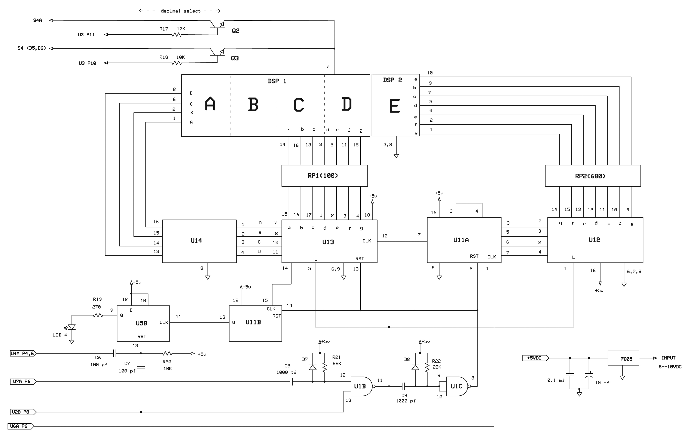 A Wide Range Period Counter Totalizer Nuts Volts Magazine Decade Circuit Diagram Schematic 2