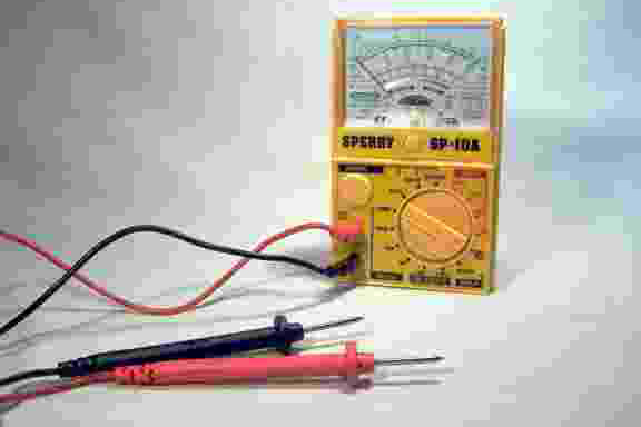 Build a Low Voltage Insulation Tester | Nuts & Volts Magazine