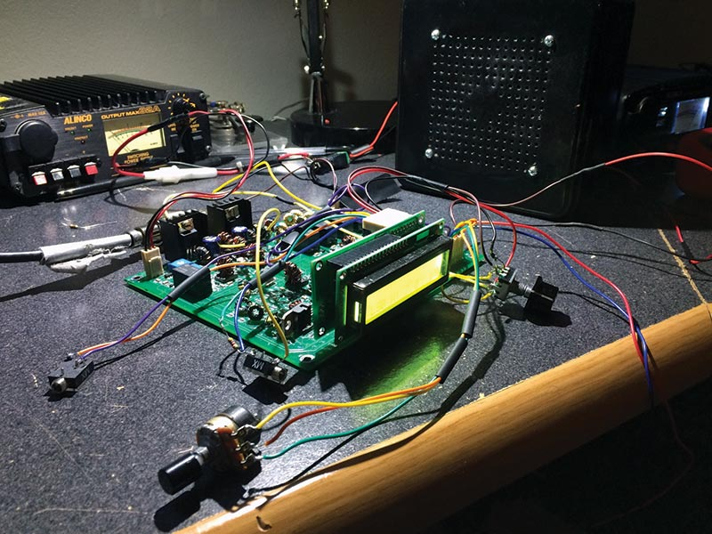 Meet the Microbitx: A Simple to Build, Yet Challenging All-Band